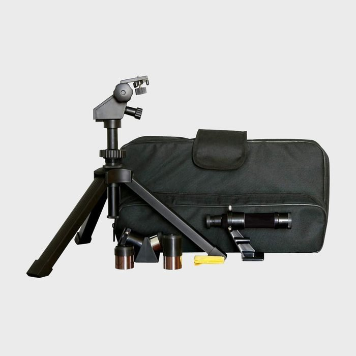 Coleman Telescope With Portable Tripod & Carrying Case