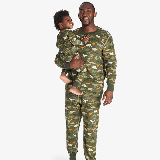 Company Organic Cotton™ Matching Family Pajamas - Mens Pajama Set