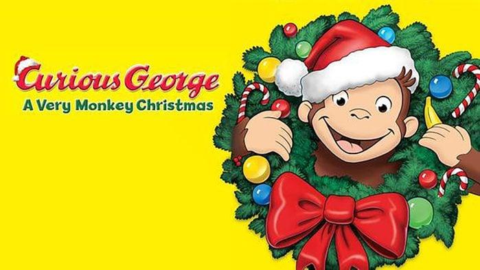 Curious George A Very Monkey Christmas Via Hulu.com