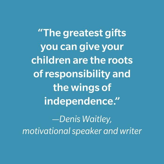 Denis Waitley Inspiring Kids' Quotes
