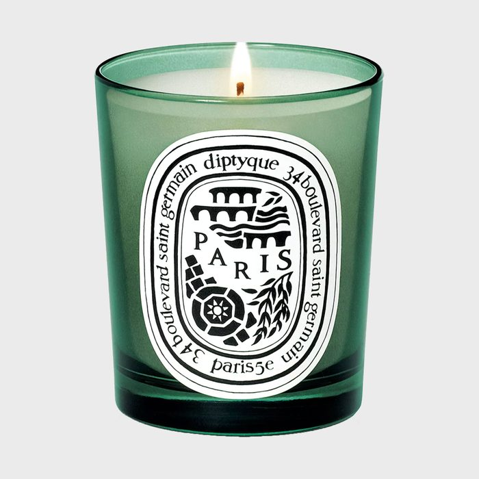 Paris Scented Candle and Lid from Diptyque
