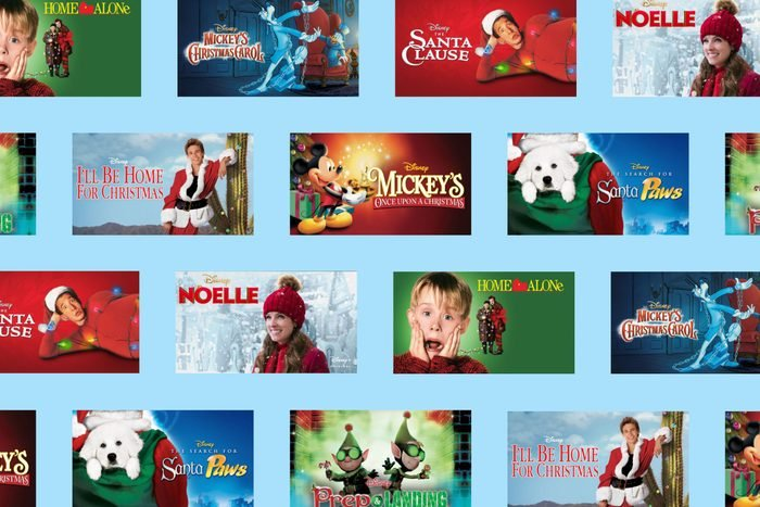 Disney Plus Christmas Movies