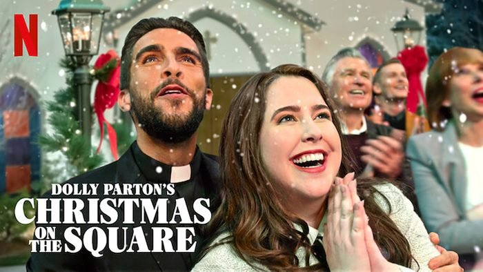Dolly Partons Christmas On The Square Movie