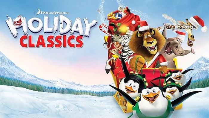 Dreamworks Holiday Classics Movie