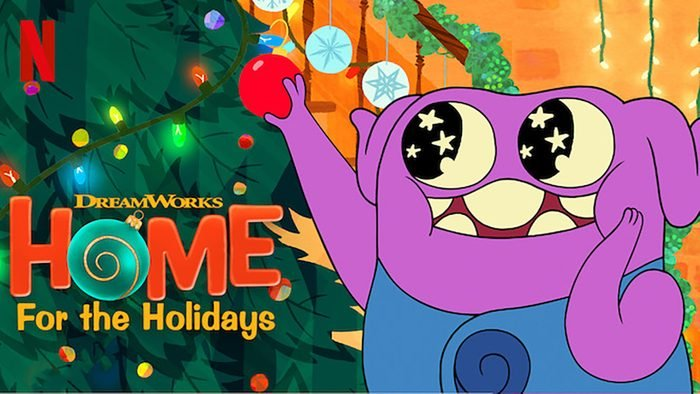Dreamworks Home For The Holidays