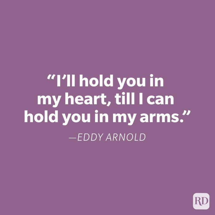 Eddy Arnold Miss You Quote