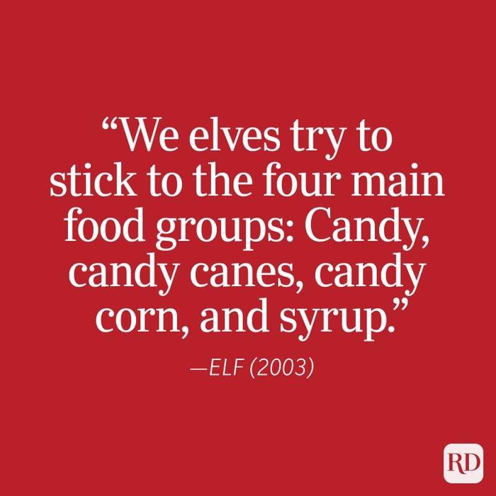 Elf Christmas Quote 3