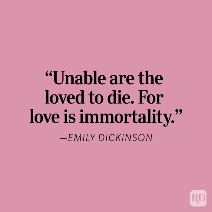 Emily Dickinson Heartbreak Quote