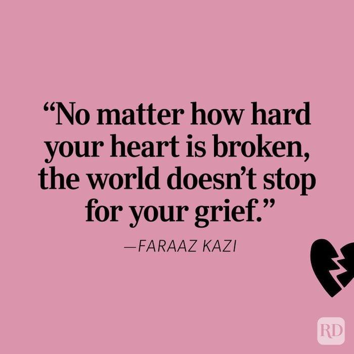 Faraaz Kazi Heartbreak Quote