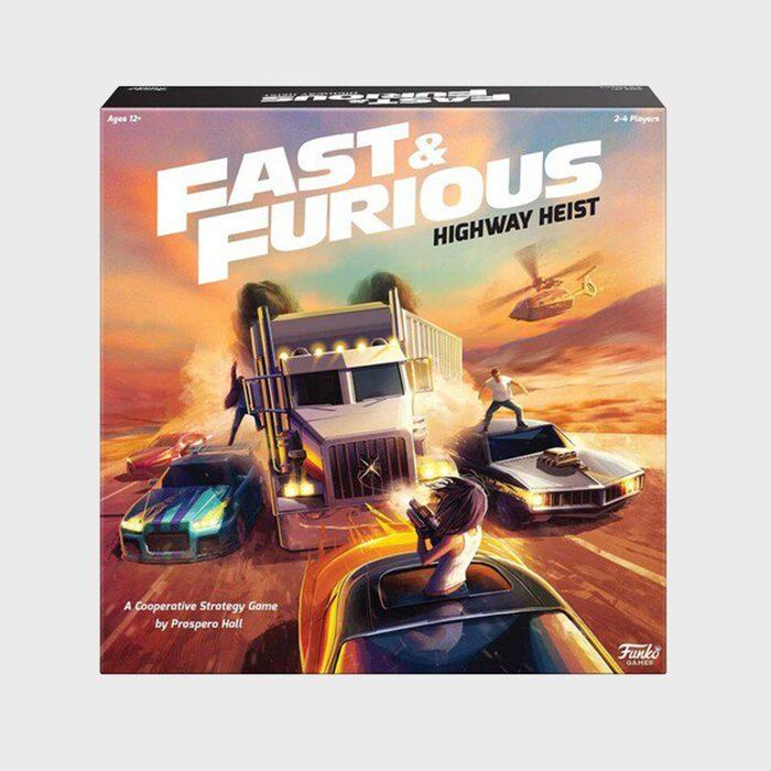 Fast & Furious Highway Heist