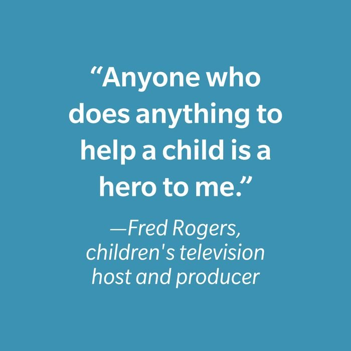 Fred Rogers Inspiring Kids' Quotes 2