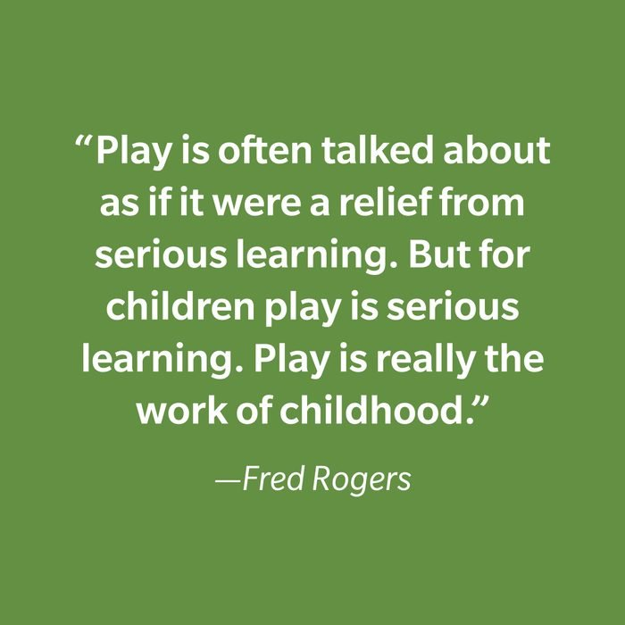 Fred Rogers Inspiring Kids' Quotes