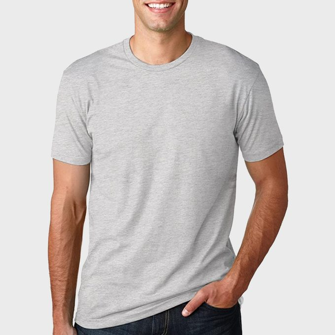 Fruit Of The Loom Men's Stay Tucked Crew T Shirt 2