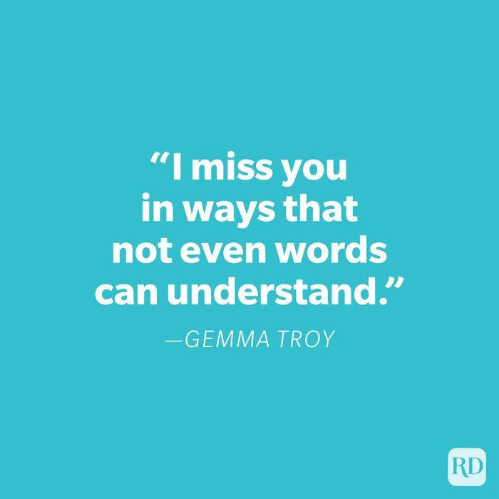 Gemma Troy Miss You Quote 2
