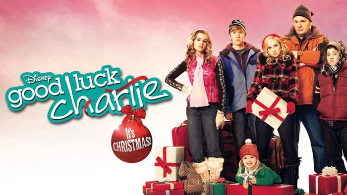 Good Luck Charlie Its Christmas Movie