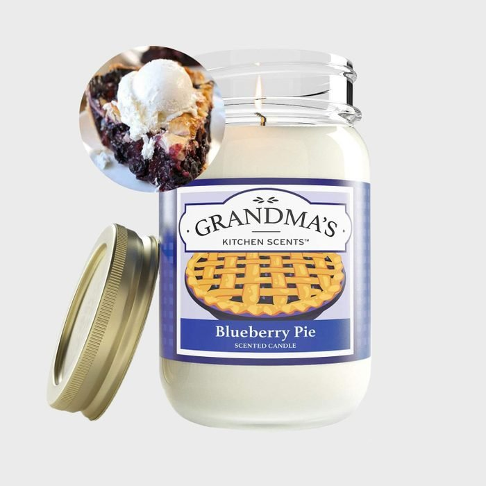 Grandnas Kitchen Scents Blueberry Pie Candle