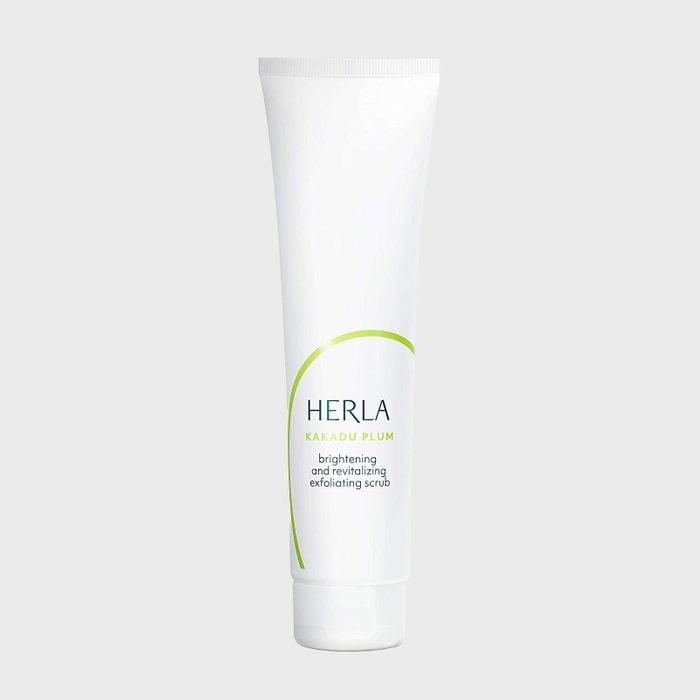 Herla Beauty Kakadu Plum Brightening and Revitalizing Exfoliating Scrub