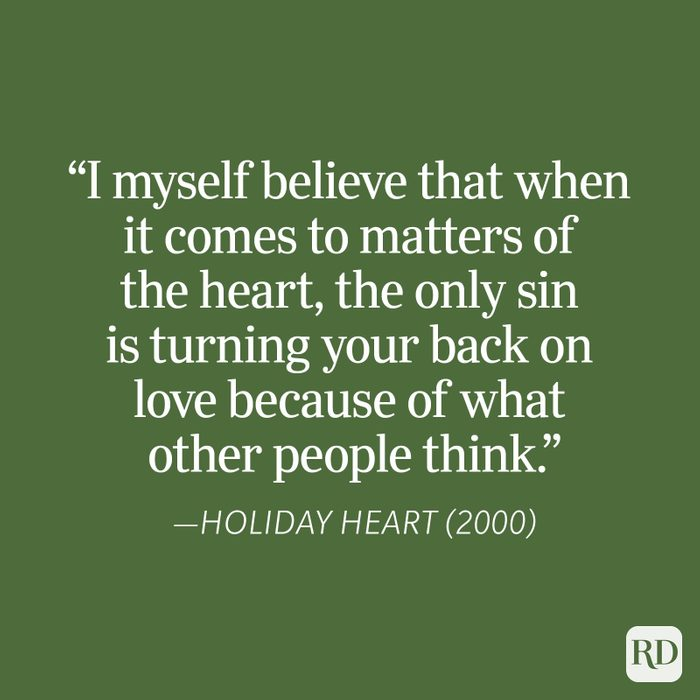Holiday Heart Christmas Quote