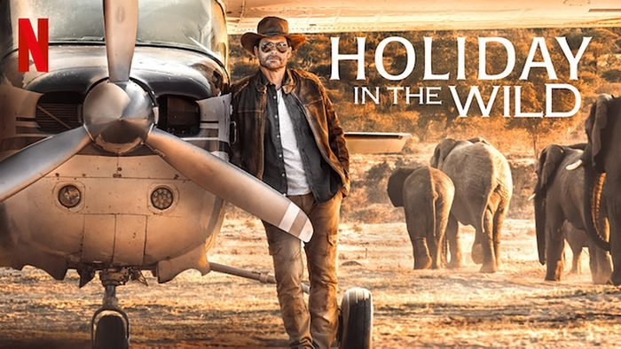Holiday In The Wild Movie