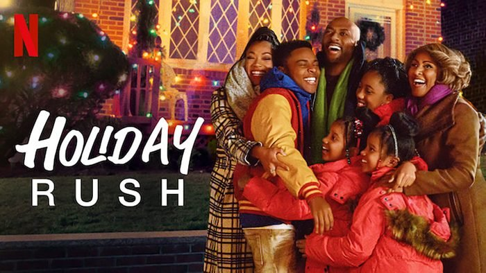 Holiday Rush Movie