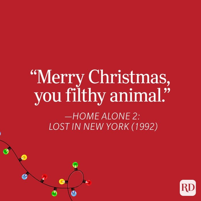 Home Alone 2 Christmas Quote
