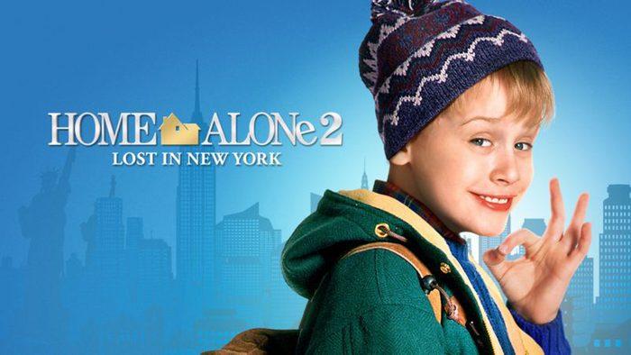 Home Alone 2 Movie