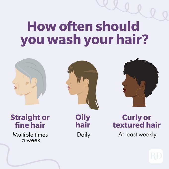 How Often Should You Wash Your Hair 1200x1200