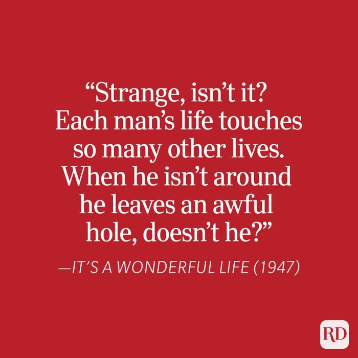 Its A Wonderful Life Christmas Quote 3