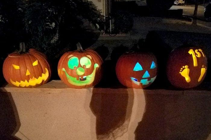 Jack-O'-Lanterns!
