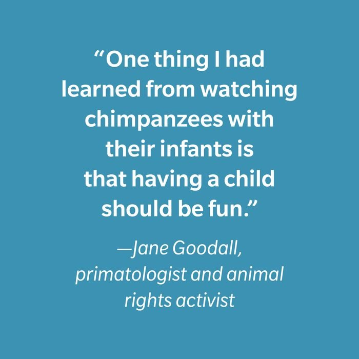 Jane Goodall Inspiring Kids' Quotes