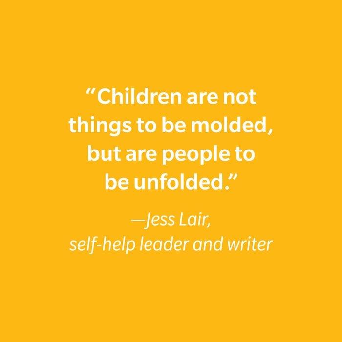 Jess Lair Inspiring Kids' Quotes