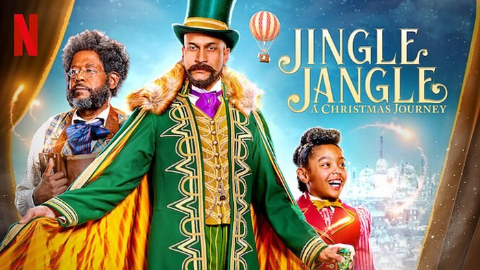 Jingle Jangle Movie
