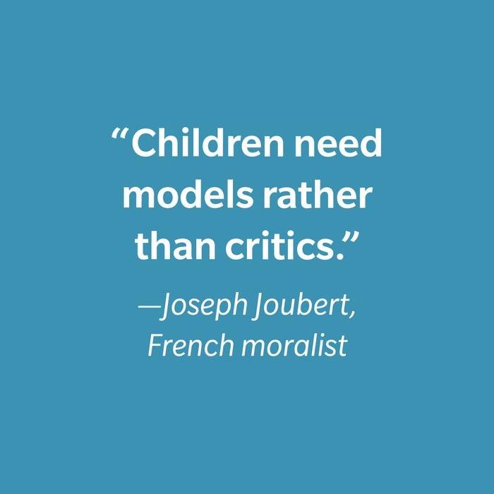 Joseph Joubert Inspiring Kids' Quotes