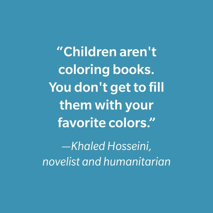 Khaled Hosseini Inspiring Kids' Quotes