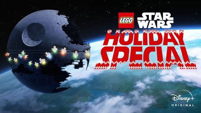 Lego Starwars Holiday Special Movie