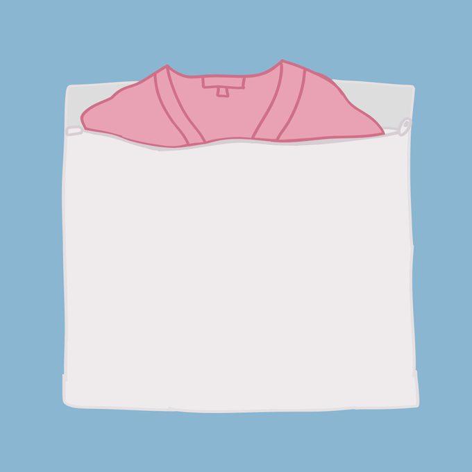 Machine Wash Silk Step 1 Bag Laundry