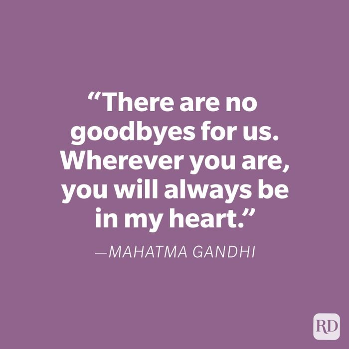 Mahatma Gandhi Miss You Quote