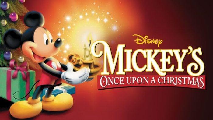 Mickeys Once Upon A Christmas Movie