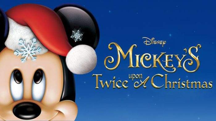 Mickeys Twice Upon A Christmas Movie