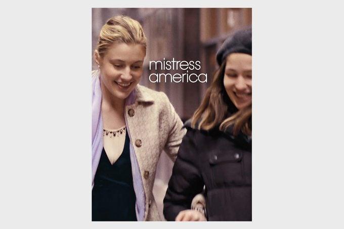 Mistress America Movie Via Amazon