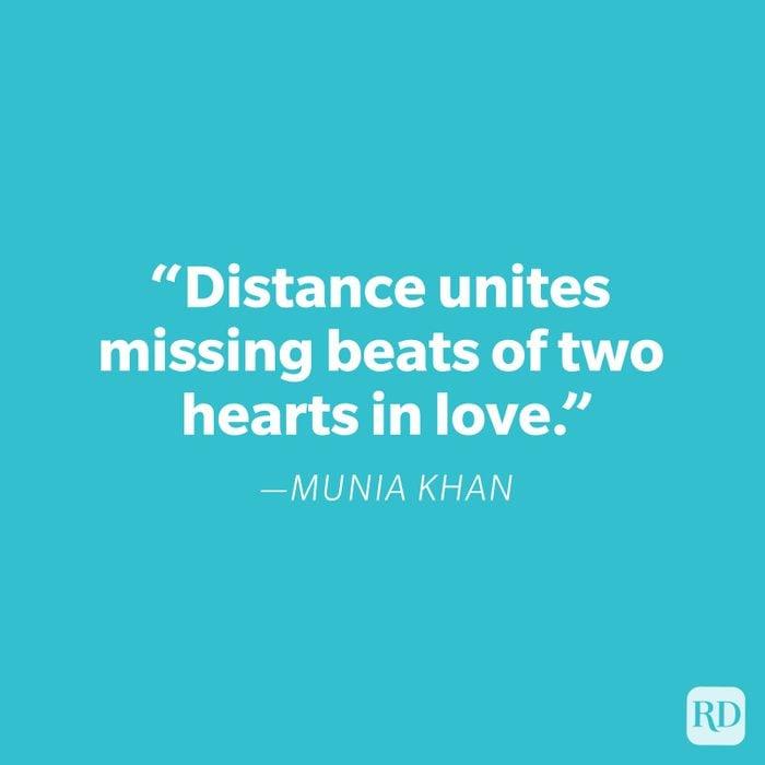 Munia Khan Miss You Quote