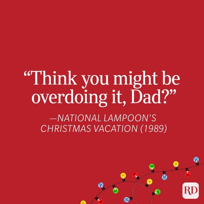National Lampoon Christmas Quote