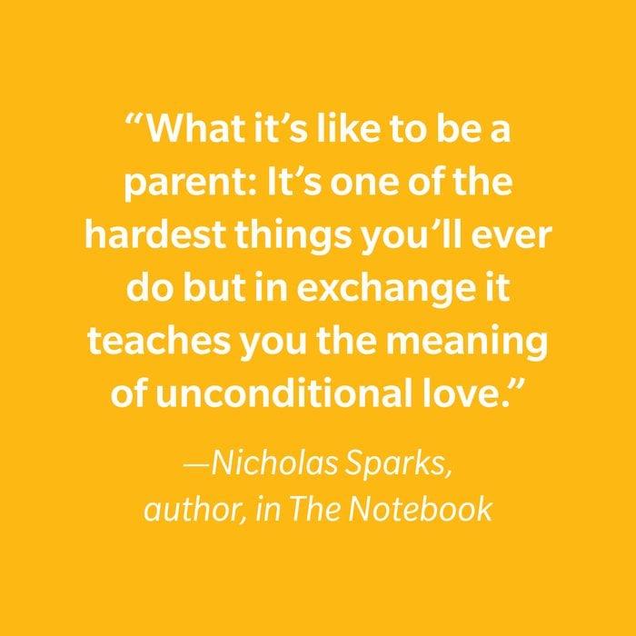 Nicholas Sparks Inspiring Kids' Quotes