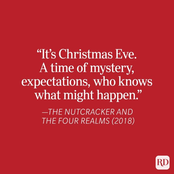 Nutcracker Christmas Quote