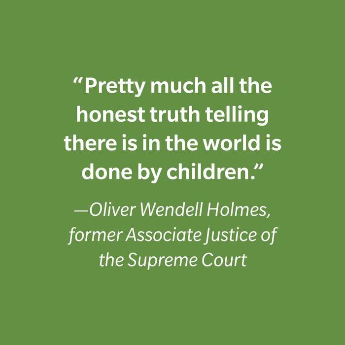 Oliver Wendell Holmes Inspiring Kids' Quotes