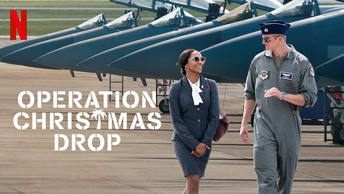 Operation Christmas Drop Movie