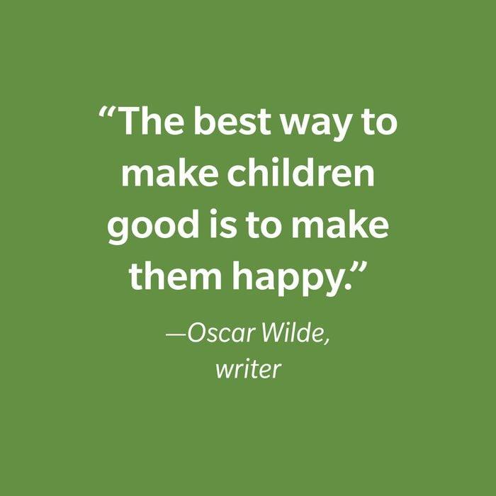 Oscar Wilde Inspiring Kids' Quotes