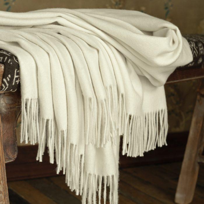 Peruvian Connection Baby Alpaca Royale Throw Blanket