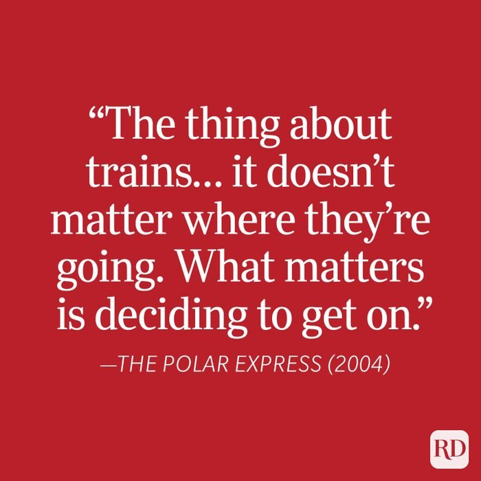 Polar Express Christmas Quote 2