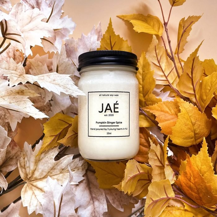 Pumpkin Ginger Spice Candle